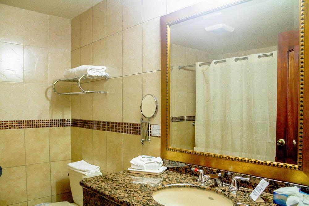 Monteolivos – Habitación Junior Suite